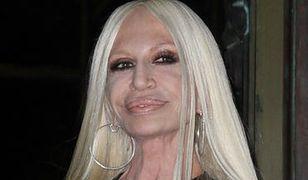 Donatella Versace przesadziła z operacjami plastycznymi?!
