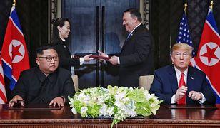 Kim Dzong Un wstrzymał realizację obietnicy o denuklearyzacji Korei Północnej złożonej Donaldowi Trumpowi