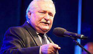 Wałęsa: polityka niech wyjdzie z polskich kościołów