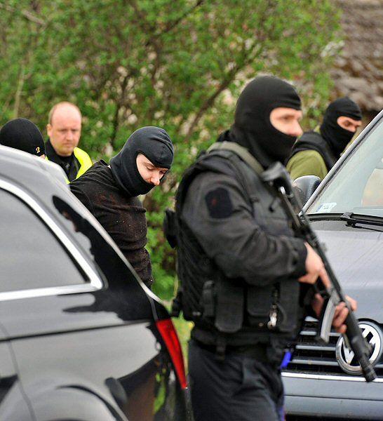 Dramatyczne morderstwa na Węgrzech - zobacz zdjęcia