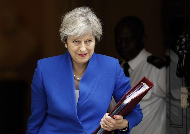 Brytyjska premier poinformowała o wydaleniu rosyjskich dyplomatów