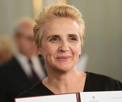 Joanna Scheuring-Wielgus chce powołania Komisji Prawdy i Zadośćuczynienia
