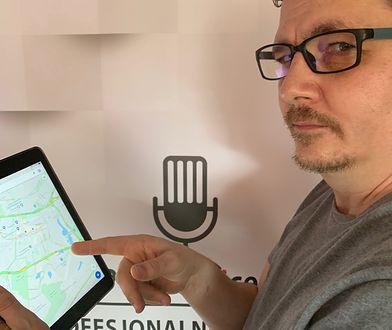 Głos lektora wraca do Google Maps. Jarosław Juszkiewicz: spędzimy jeszcze trochę czasu razem