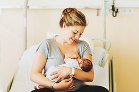 Dziecko 7 miesiąc - rozwój fizyczny, pielęgnacja