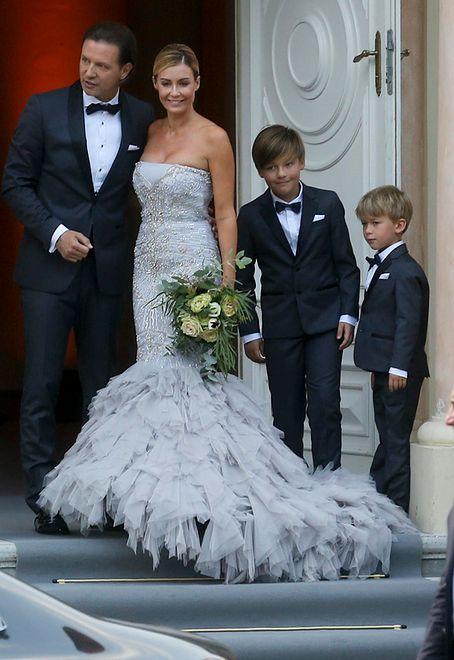 Małgorzata Rozenek-Majdan odda swoje suknie ślubne na aukcje charytatywne