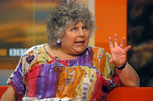 Miriam Margolyes 18 maja skończy 78 lat