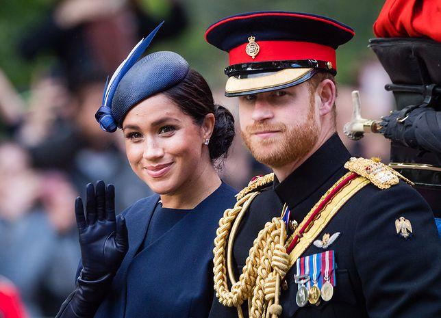 Książę Harry i księżna Meghan na weselu przyjaciół w Rzymie