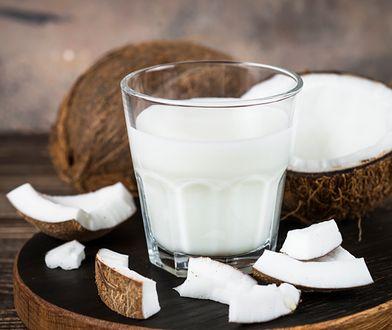 Zawartość tłuszczu w mleczku koksowym powinna mieścić się w przedziale 10-20 proc.