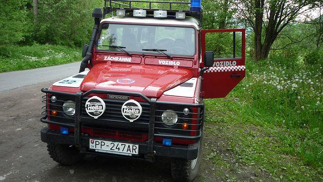 Wypadek w Tatrach. Dwoje Polaków rannych na Słowacji