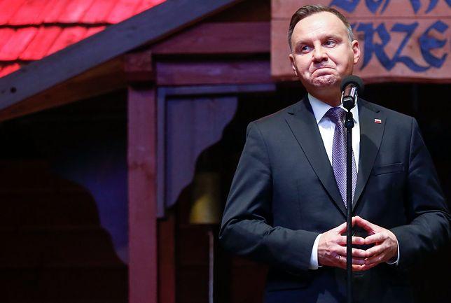 Andrzej Duda nie wygra w drugiej turze? Zaskakujący sondaż