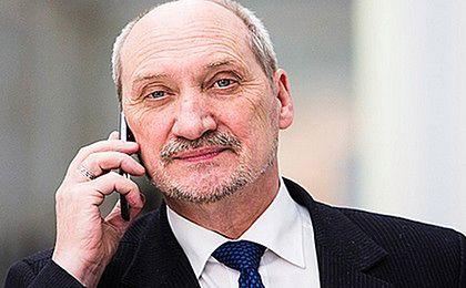 Macierewicz: pieniądze unijne trafiają do struktur mafijnych