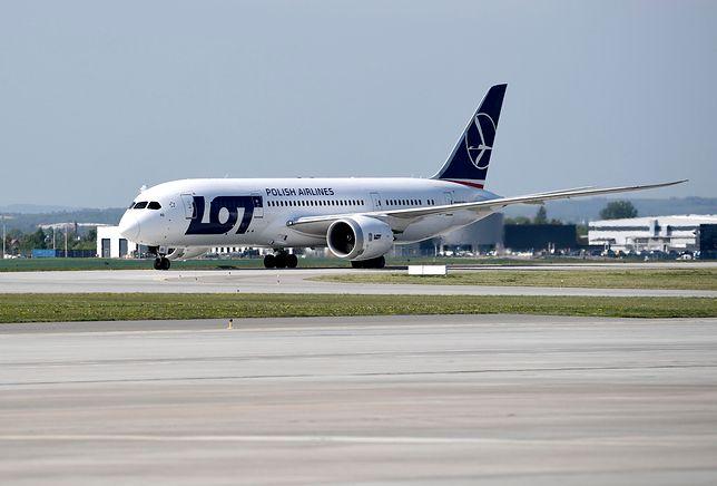 Dreamliner LOT-u