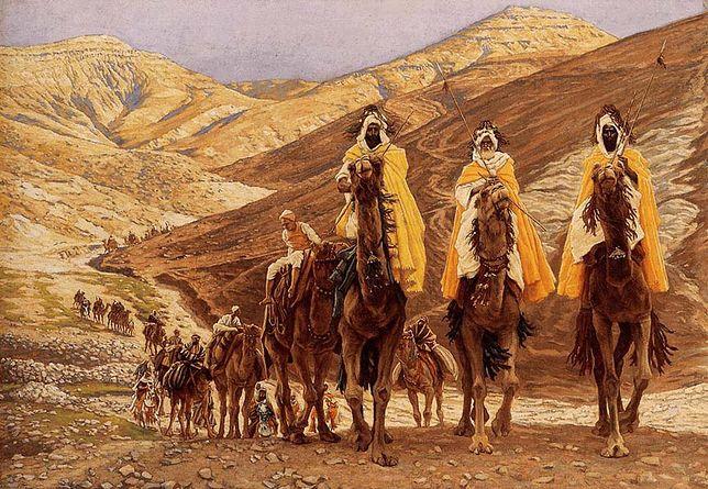 Kim byli nowotestamentowi Trzej Królowie?