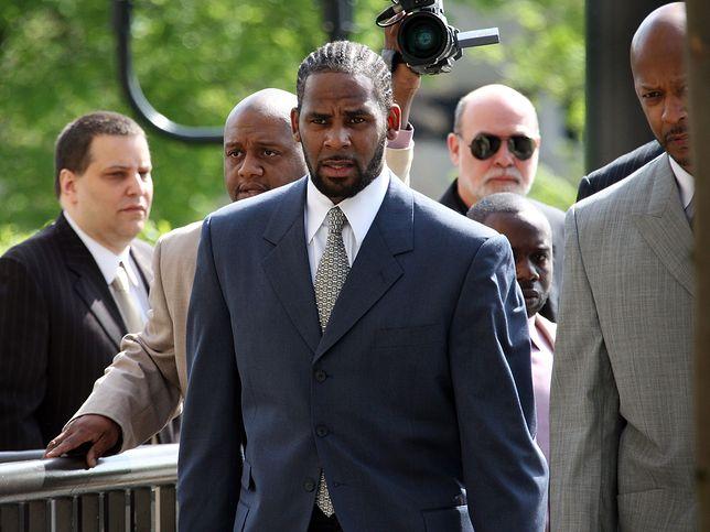 R. Kelly aresztowany. Chodzi o przestępstwa na tle seksualnym
