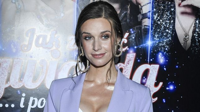 Julia Kamińska znacząco zmieniła wygląd w ostatnich latach