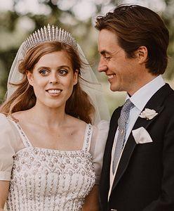 Księżniczka Beatrycze po raz pierwszy wspomina swój ślub!
