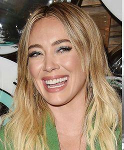 Hilary Duff dzieli się z fanami bardzo intymnymi fotografiami... z własnego porodu