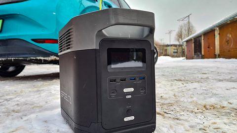 Test EcoFlow Delta 1300 z panelem fotowoltaicznym: Stacja zasilania dla wymagających