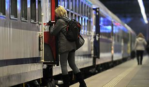 """PKP Intercity: """"Zachowanie pasażera przekroczyło granice przyjętych zasad współżycia społecznego"""""""