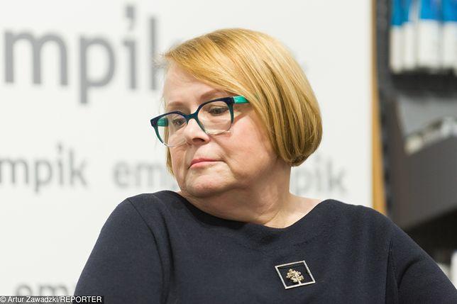 Ilona Łepkowska nie miała łatwego dzeciństwa