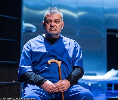 """Krzysztof Globisz zagra aktora po udarze. """"Bardzo to przeżywa"""""""