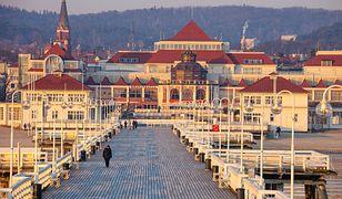 Molo jest największą atrakcją Sopotu