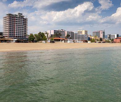 Bułgarskie plaże świecą w tym roku pustkami