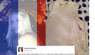 Isobel Bowdery przeżyła zamach w Paryżu i opublikowała wzruszający przekaz