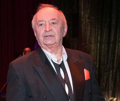 Bohdan Łazuka ma 80 lat