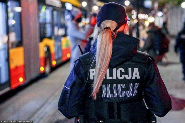 Warszawa. Policjantka złapana na gorącym uczynku