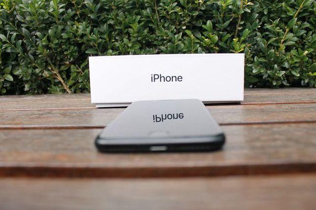 iPhone 7 - zaczynamy testy