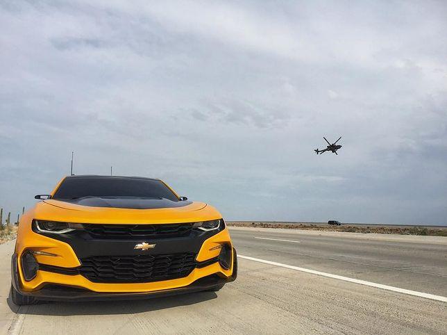 """Zobacz auta z nadchodzących """"Transformersów"""""""