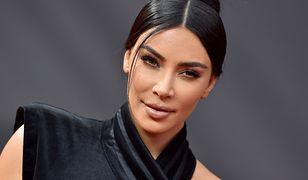 Kim Kardashian nie do poznania? Nie jest aż tak źle