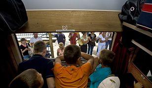 W pociągach TLK na próżno szukać klimatyzacji