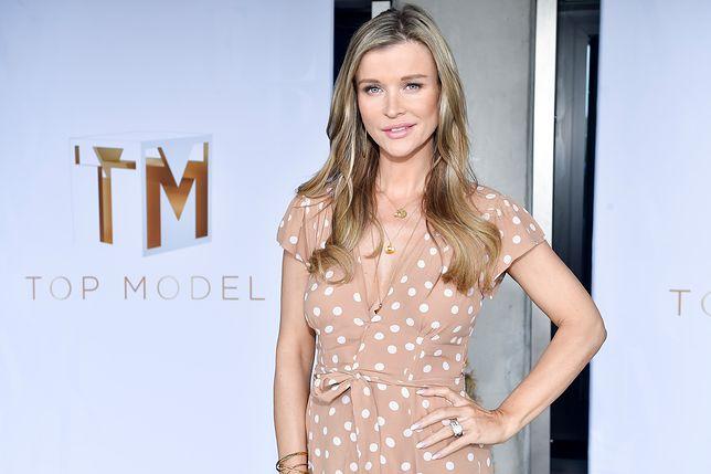 Joanna Krupa jest w ciąży. Modelka wygląda znakomicie