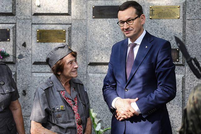 Mateusz Morawiecki objął patronatem Ministerstwo Bohaterów