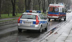 Bielsko-Biała. Krok od tragedii. Kobieta wymusiła pierwszeństwo i uderzyła w trzech rowerzystów
