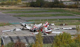 Bez przełomu ws. wraku TU-154m