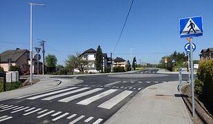 Powiat bielski. Ta ulica jest teraz naprawdę… Piękna! I ma być też bardziej bezpieczna