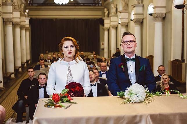 """Paulina i Krzysztof wzięli powiedzieli sobie """"tak"""" w """"Ślubie od pierwszego wejrzenia"""""""