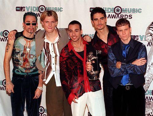 Chłopcy z Backstreet Boys