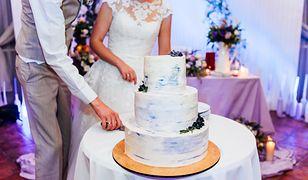 Panna młoda wpadła w szał. Szwagierka zjadła jej tort weselny
