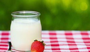 Jogurtowy zawrót głowy