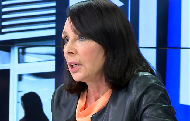 Ewa Ewart: jedyna różnica w postępowaniu wobec mediów publicznych jest taka, że na zachodzie robi się to bardziej w białych rękawiczkach