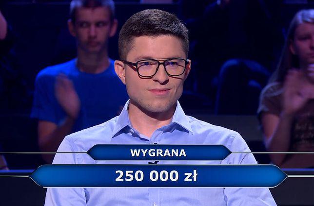 28-latek z Poznania zakończył grę na poziomie 250 tys. zł