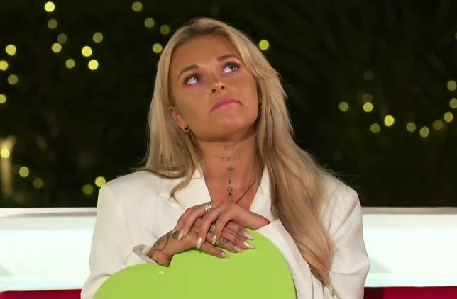 """Angelika z """"Love Island"""" wyeliminowała swojego partnera"""