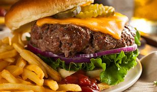 Fast foody nigdy nie są zdrowe