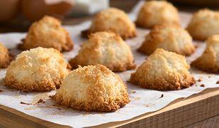 Kokosanki to świetne ciasteczka na słodką przekąskę