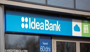 Informacje o awarii potwierdza Idea Bank.