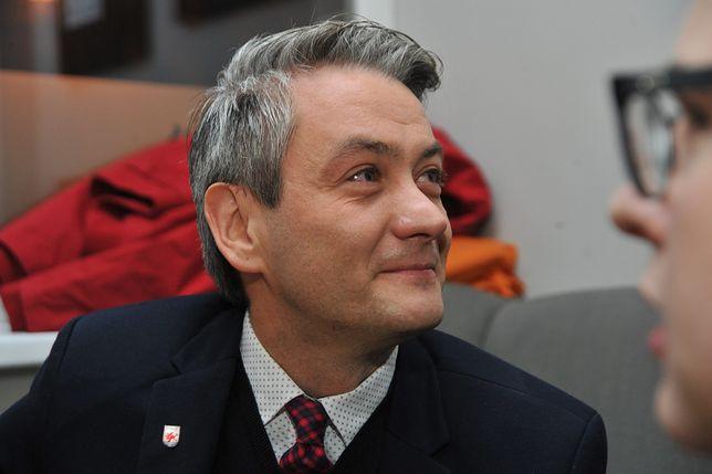 Robert Biedroń zapowiada przyjazd na Śląsk